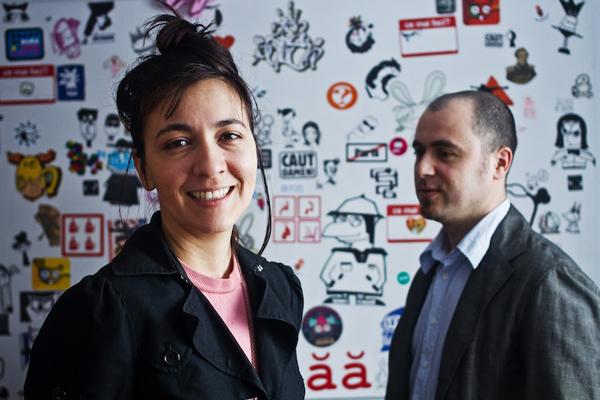 Oana si Cosmin Nasui, foto Claudiu Popescu
