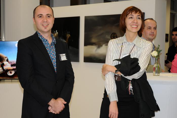Oana si Cosmin Nasui, foto Lucian Muntean