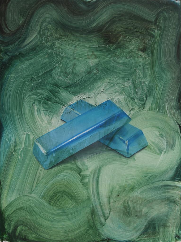 Dragos Burlacu, Illusion, 2013, oil on canvas, 60x80 cm