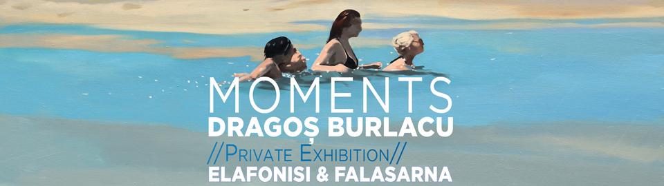 """Dragos Burlacu """"Moments: Elafonisi & Falasarna"""""""