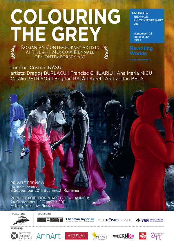 Colouring the Grey @ Artplay Moscova