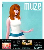 Muze Le Mag, printemps 2013