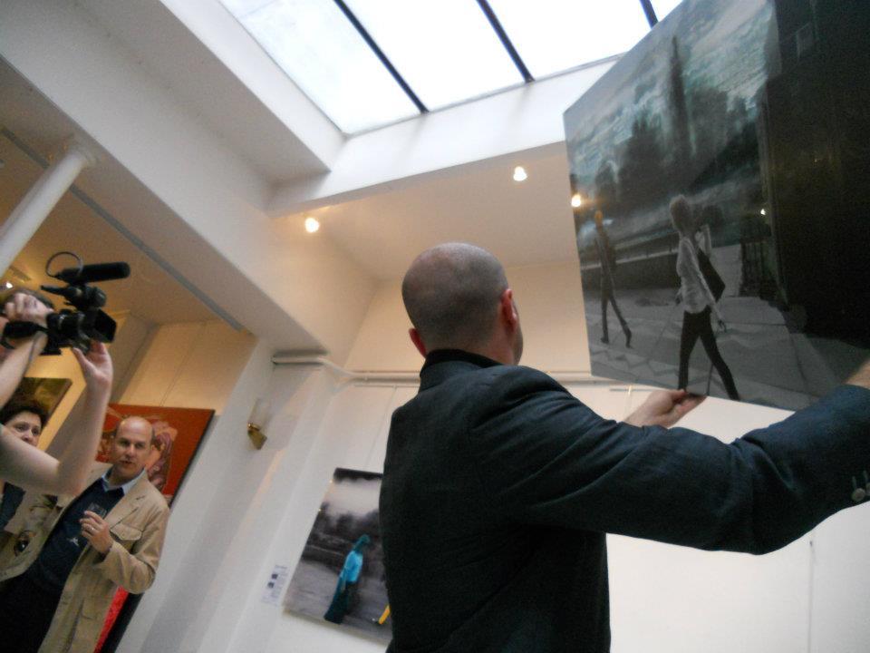 Romania in Paris, contemporary artists (10)