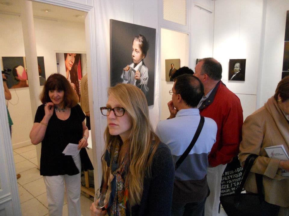 Romania in Paris, contemporary artists (11)