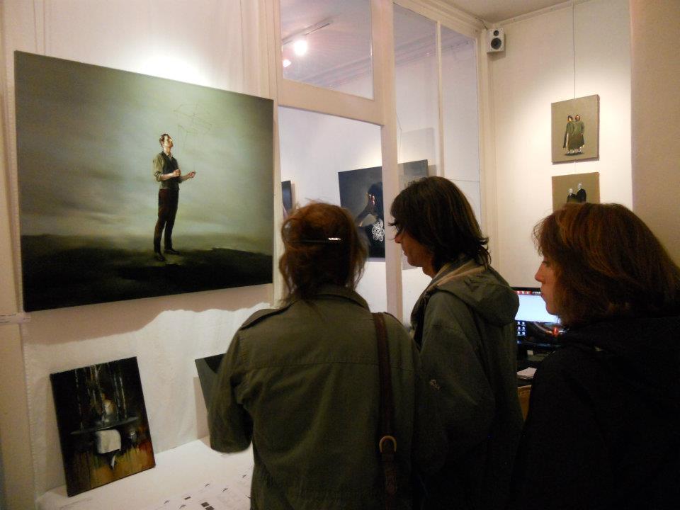 Romania in Paris, contemporary artists (14)