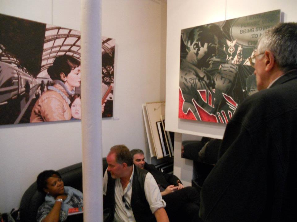 Romania in Paris, contemporary artists (15)