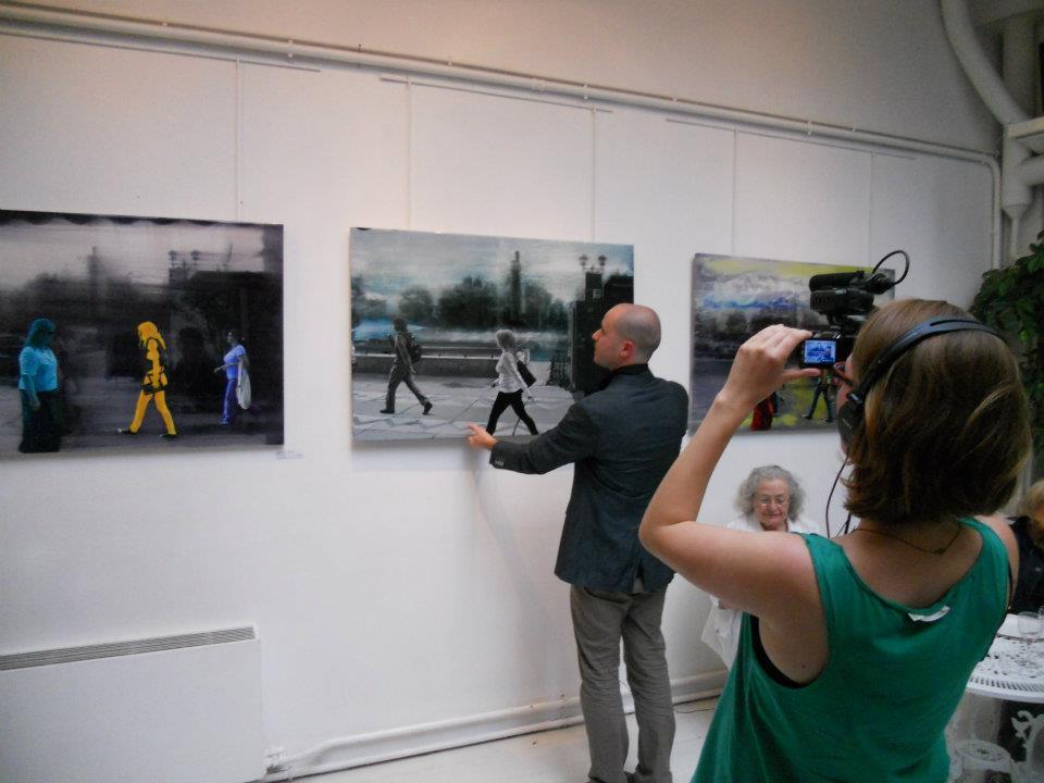 Romania in Paris, contemporary artists (2)