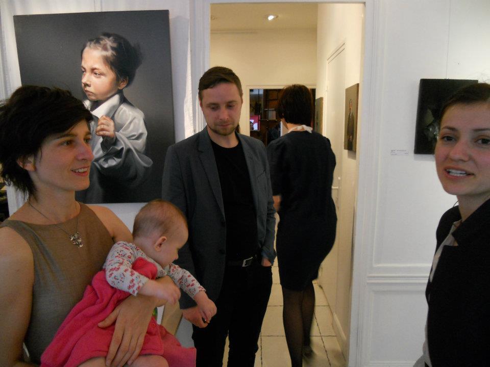 Romania in Paris, contemporary artists (21)