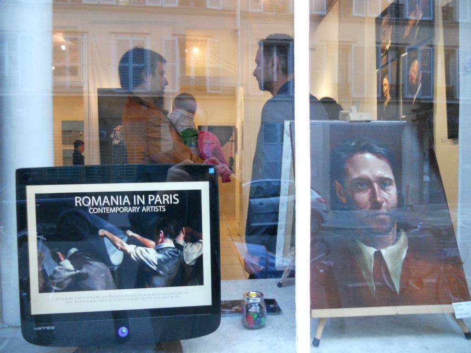 Romania in Paris, contemporary artists (24)