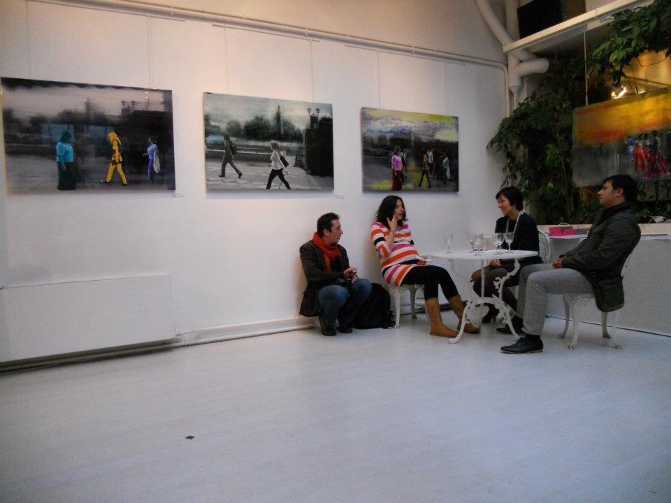 Romania in Paris, contemporary artists (26)