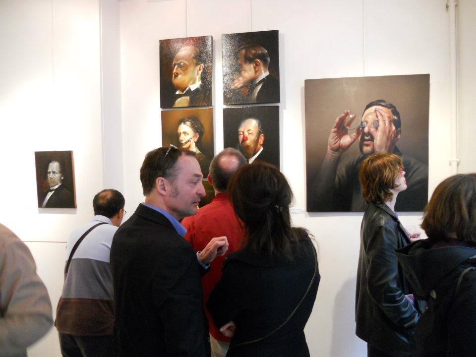 Romania in Paris, contemporary artists (3)