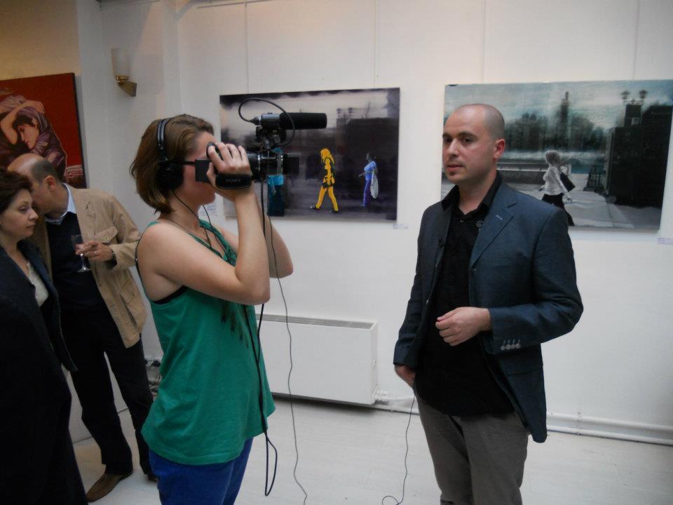 Romania in Paris, contemporary artists (4)