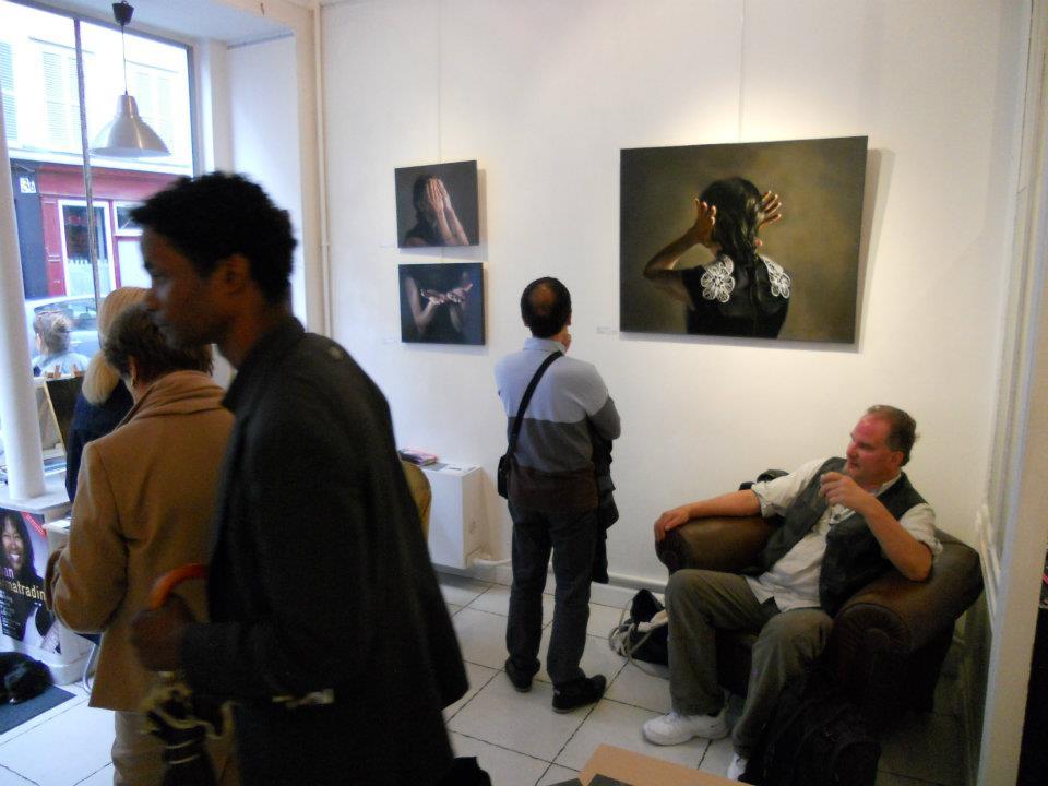 Romania in Paris, contemporary artists (5)