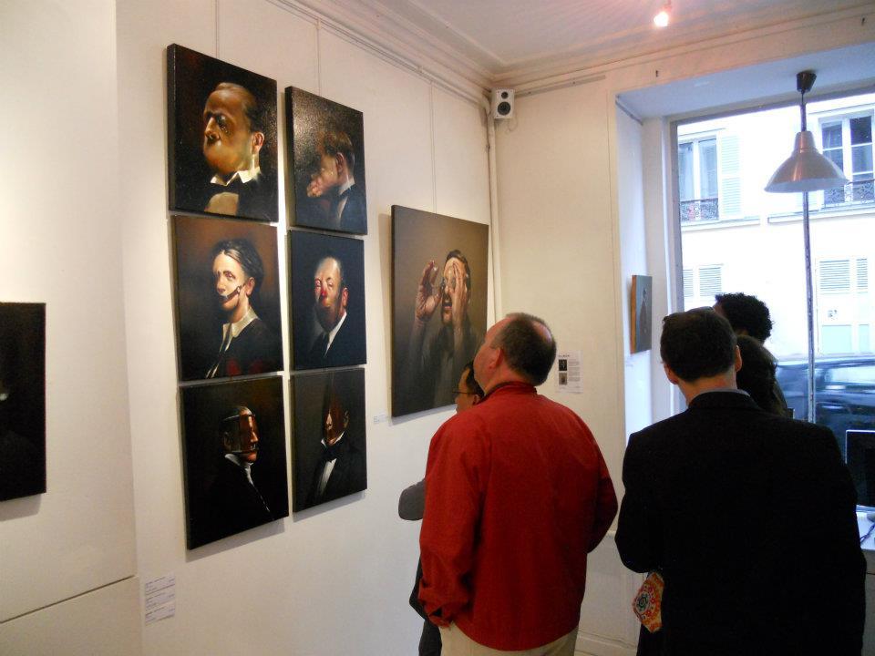 Romania in Paris, contemporary artists (6)