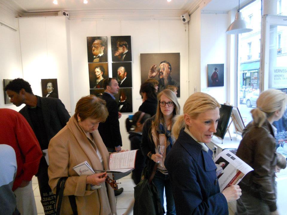 Romania in Paris, contemporary artists (8)