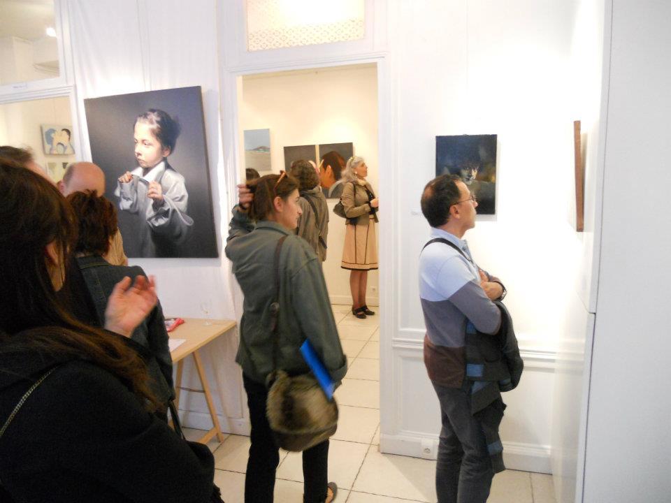Romania in Paris, contemporary artists (9)