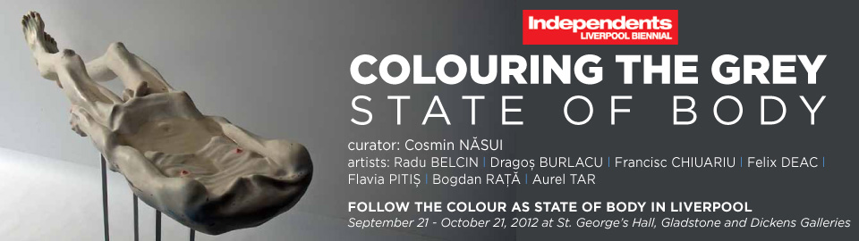 """""""Colouring the Grey – State of Body"""" @ Liverpool Biennial Independents 2012"""