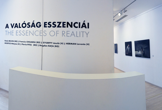 The Essences of Reality, Hungarian and Romanian contemporary artists in an itinerant exhibition @ Budapest