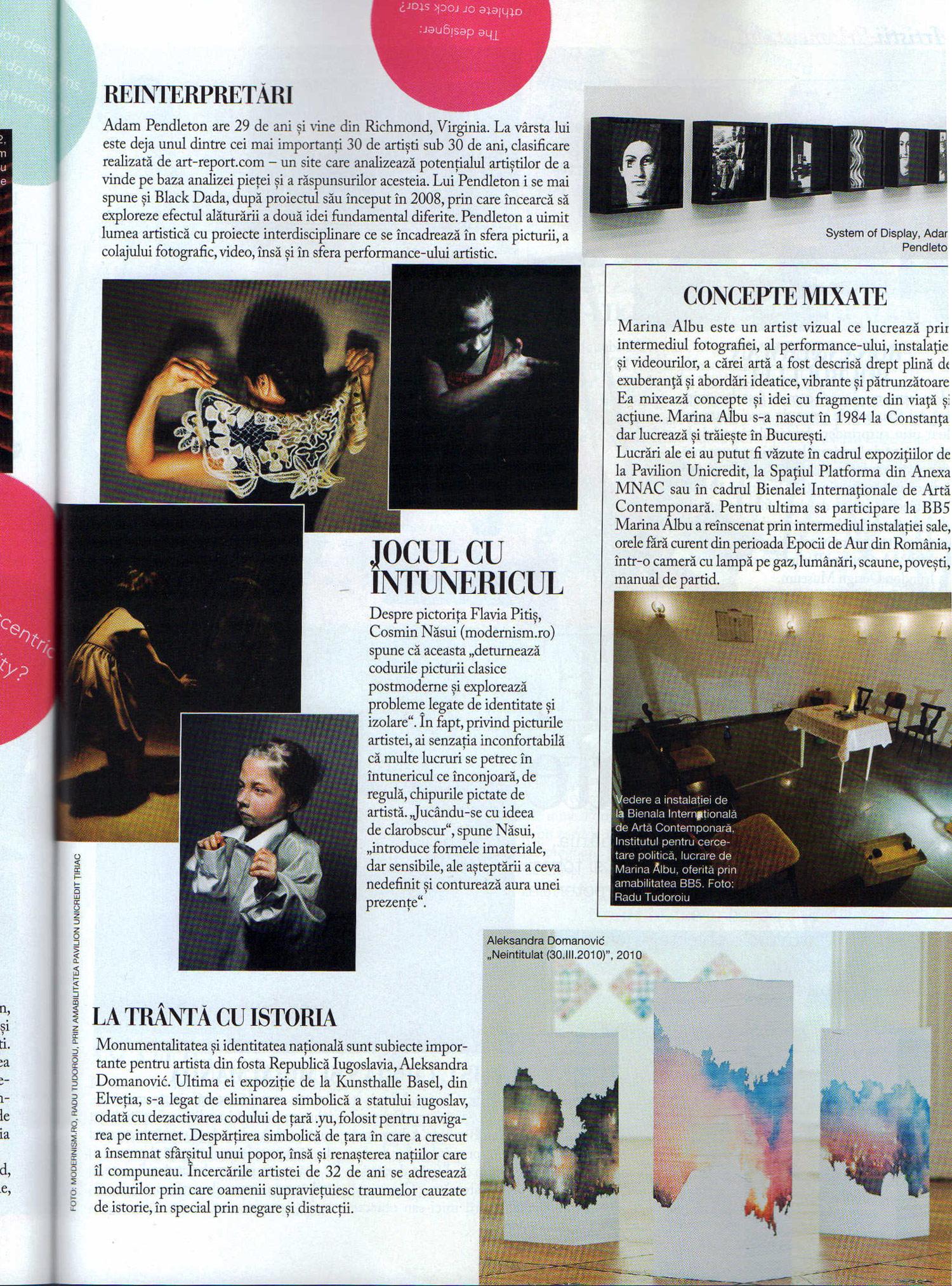Beau Monde, Nr. 4 (125), Aprilie 2013