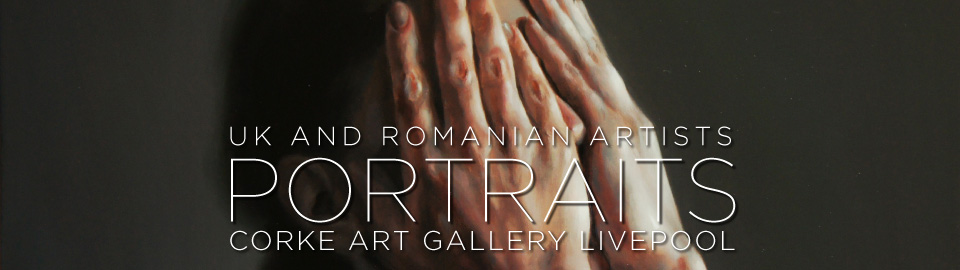 Portraits – UK and Romanian artists
