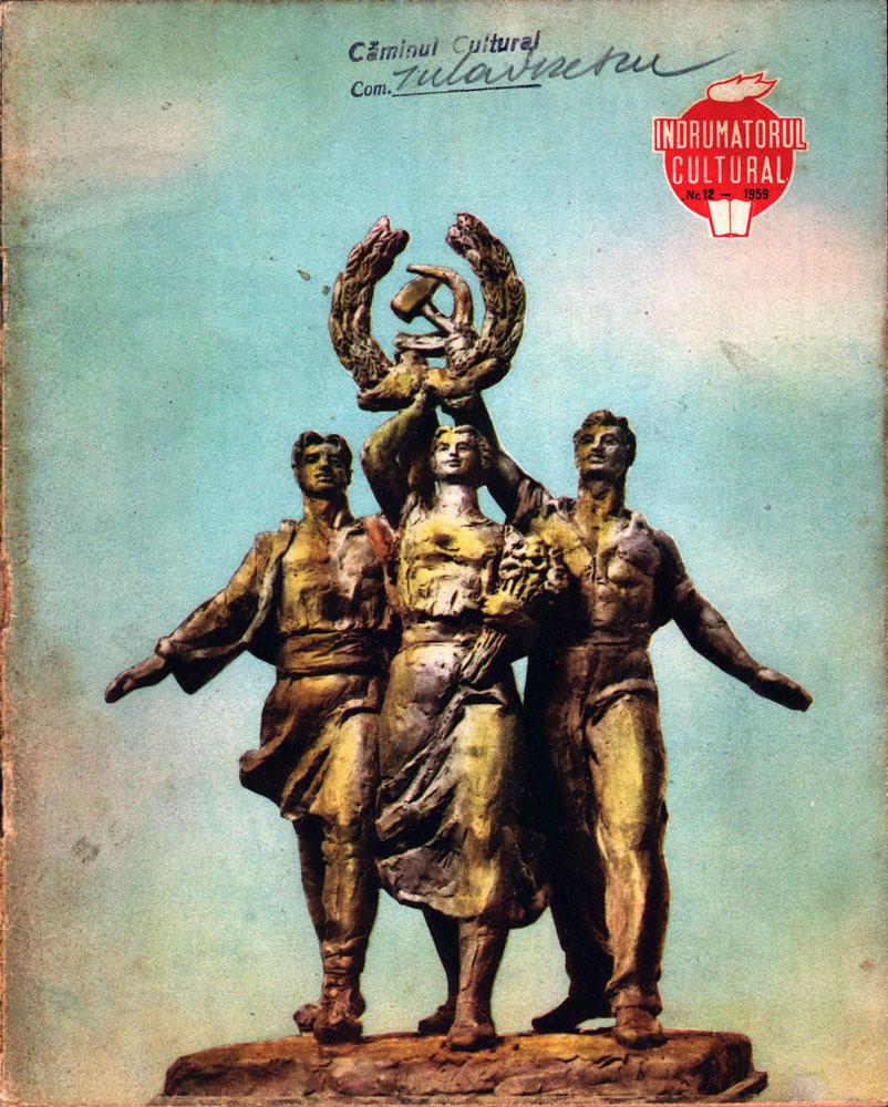 Îndrumătorul Cultural nr 12 1959