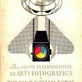 Al II-lea Salon Internaţional de Artă Fotografică al RPR, 1959