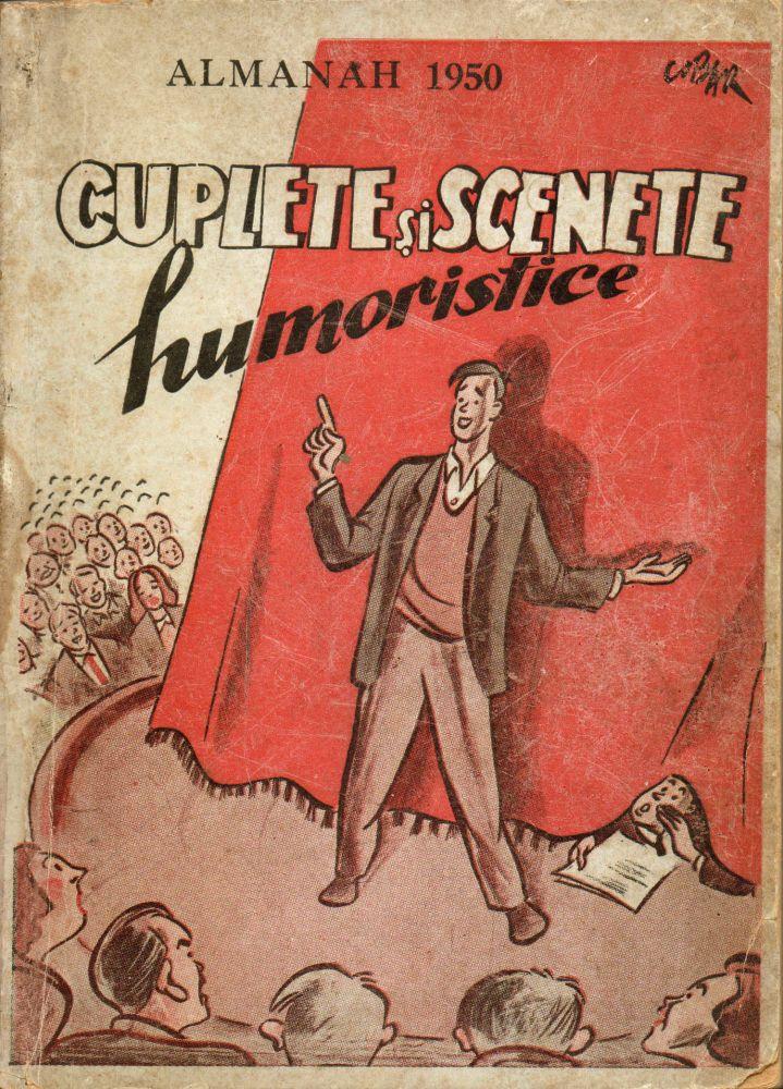 Almanah 1950, Cuplete si scenete humoristice