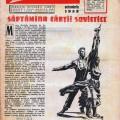Cărți noi, octombrie 1958