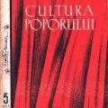 Cultura Poporului nr 5 1957