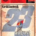 Educație pionierească nr 8 august 1973