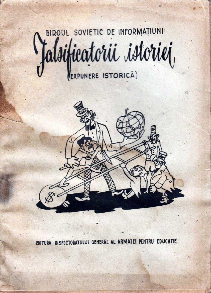Falsificatorii istoriei, Editura inspectoratului general al armatei pentru educatie