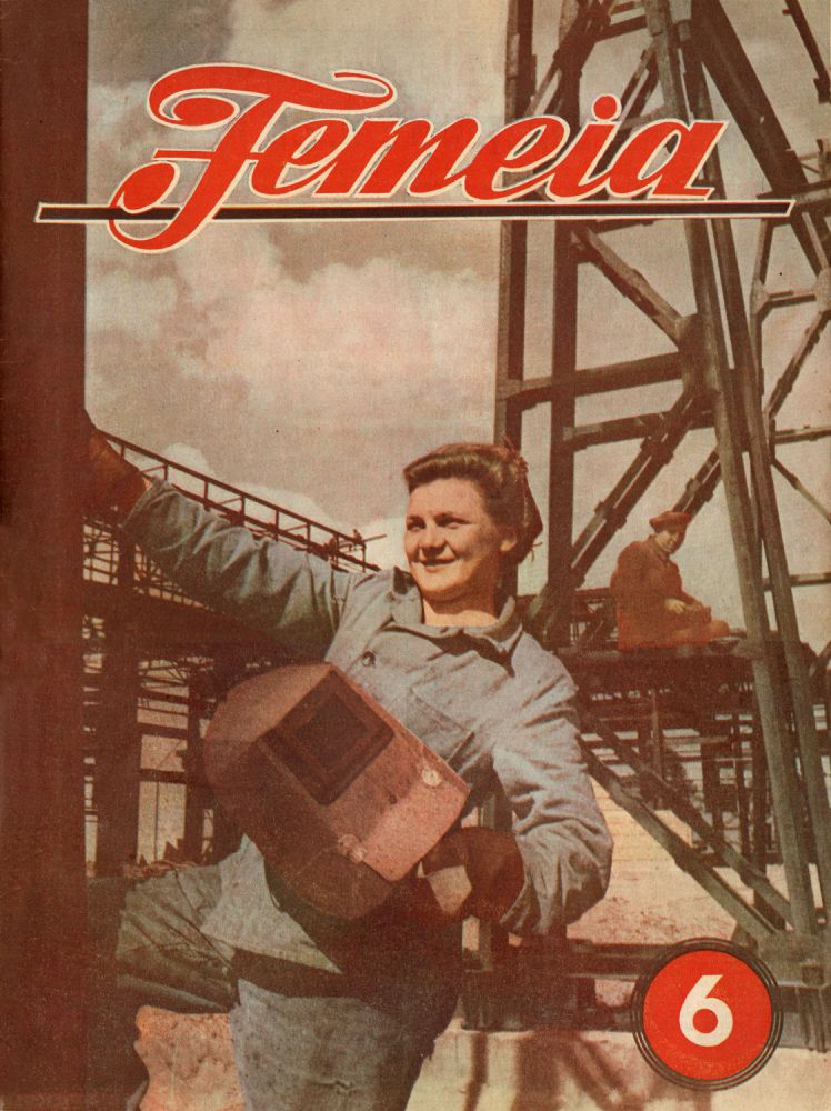 Femeia, nr. 6 iulie, 1949