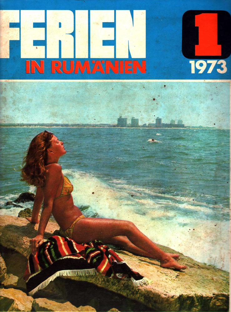 Ferien in Rumanien nr 1 1973