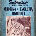 Indreptar pentru expozitia Originea si Evolutia Omului, Sala Dalles, 1951