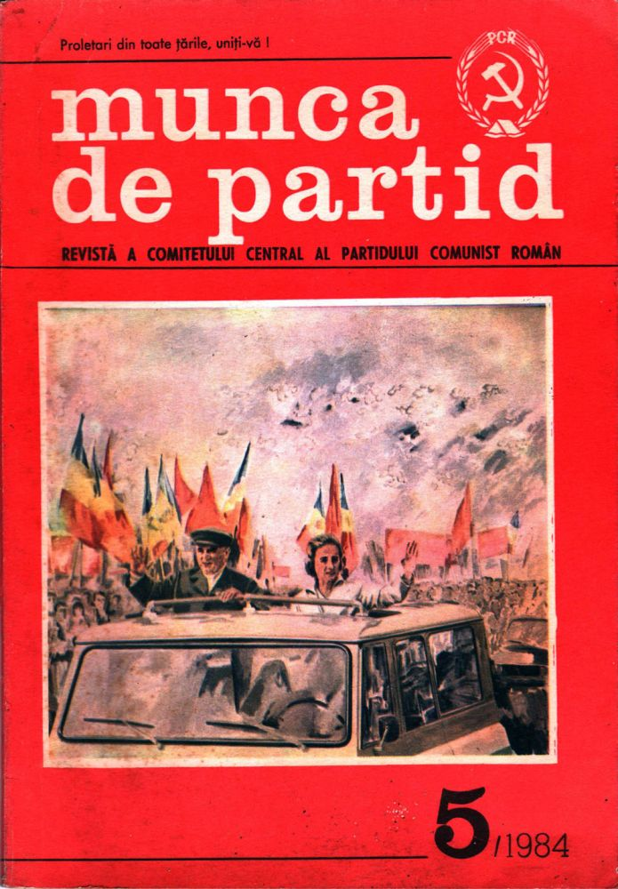 Munca de partid, nr 5 1984