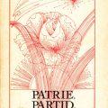 Patrie Partid Popor, Culegere de literatură patriotică, Editura didactică si pedagogica, 1976