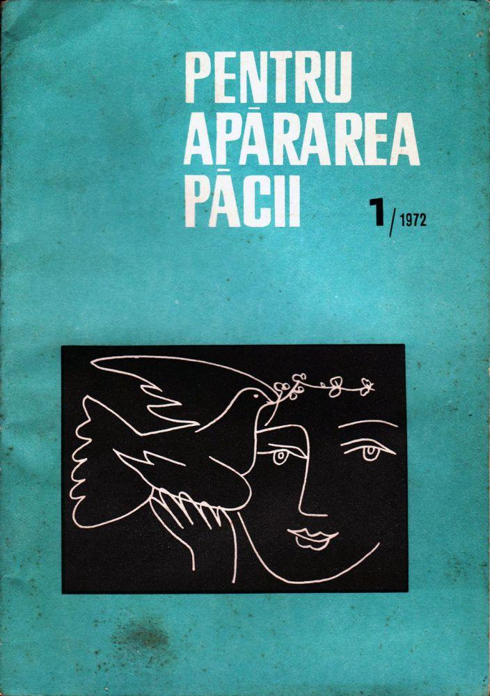 Pentru Apărarea Păcii nr 1 1972