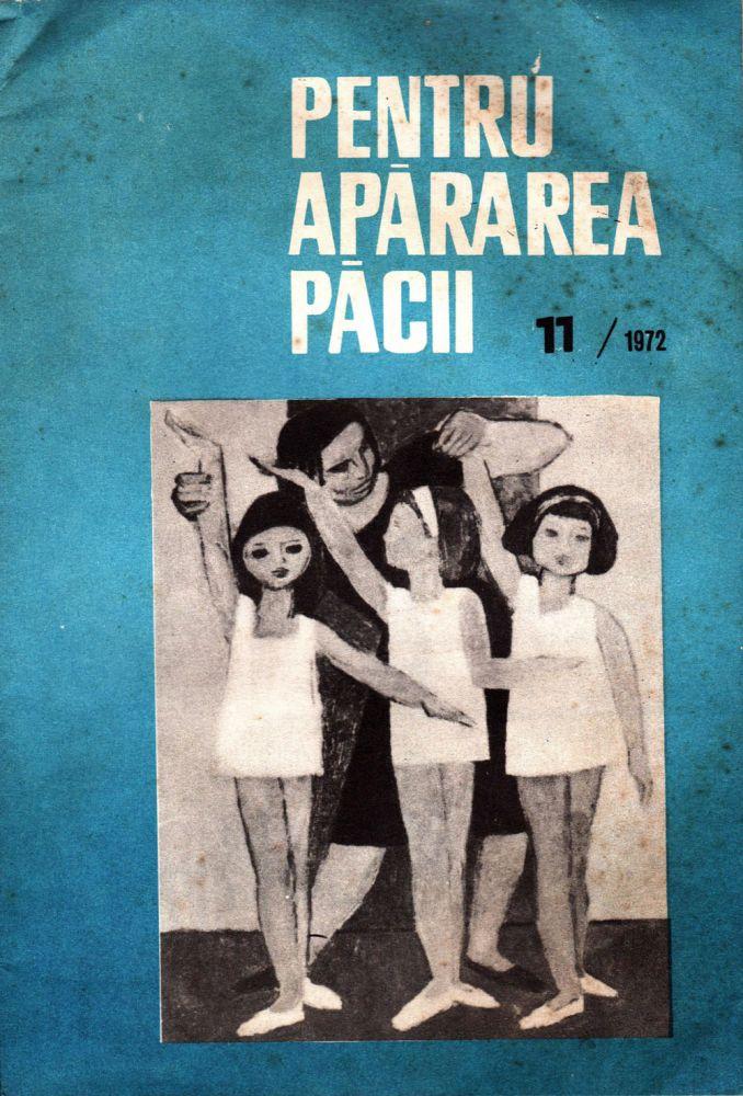 Pentru Apărarea Păcii nr 11 1972