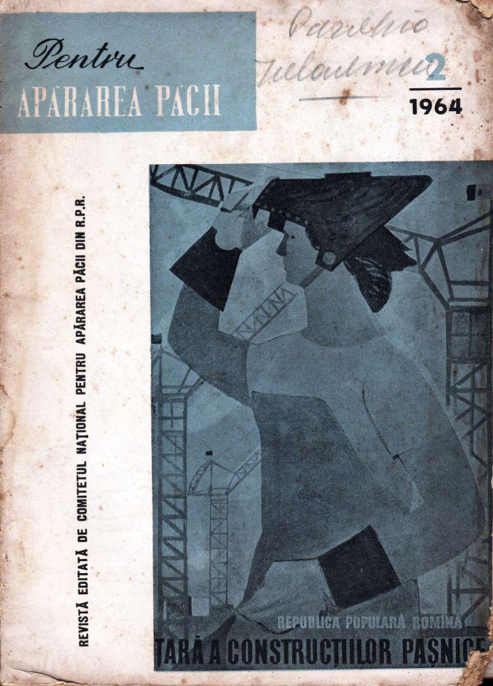Pentru Apărarea Păcii, nr 2 1964