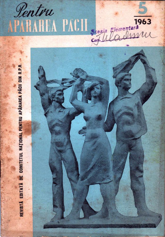 Pentru Apărarea Păcii nr 5 1963