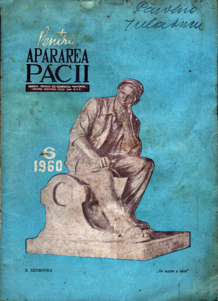 Pentru Apararea Pacii nr 6 1960