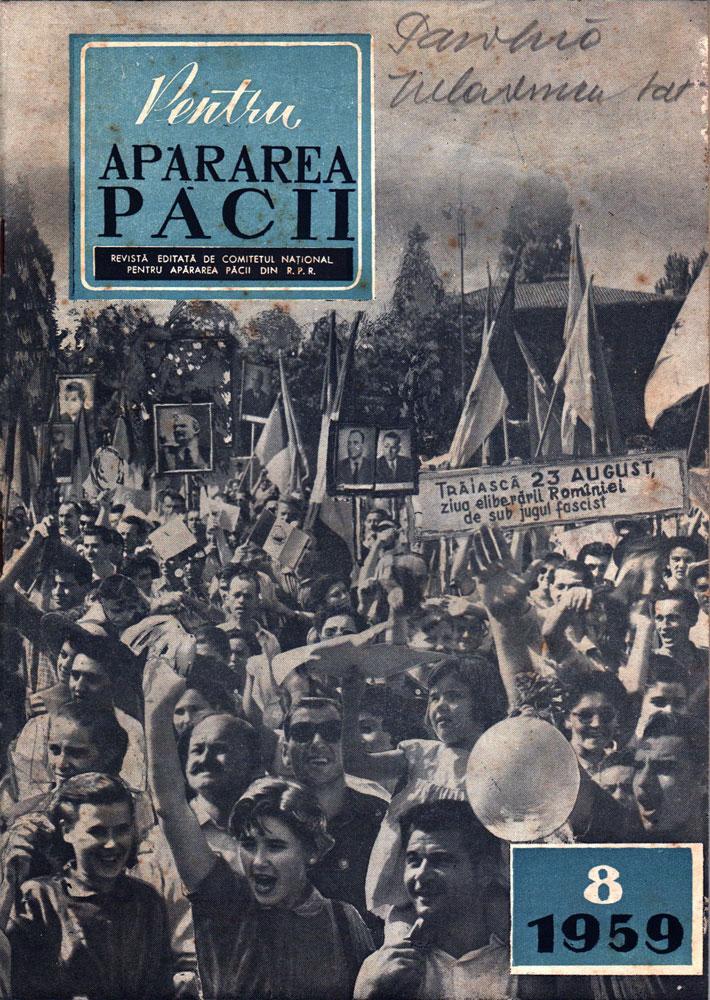 Pentru Apararea Pacii nr 8 1959