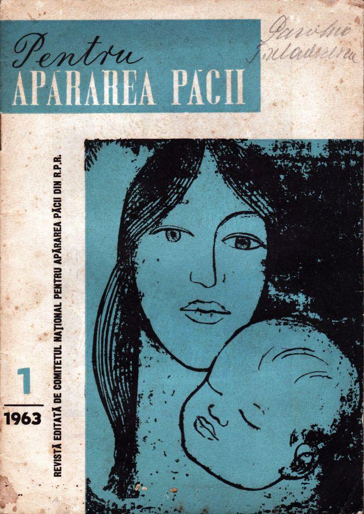 Pentru Apărarea Păcii nr 1 1963