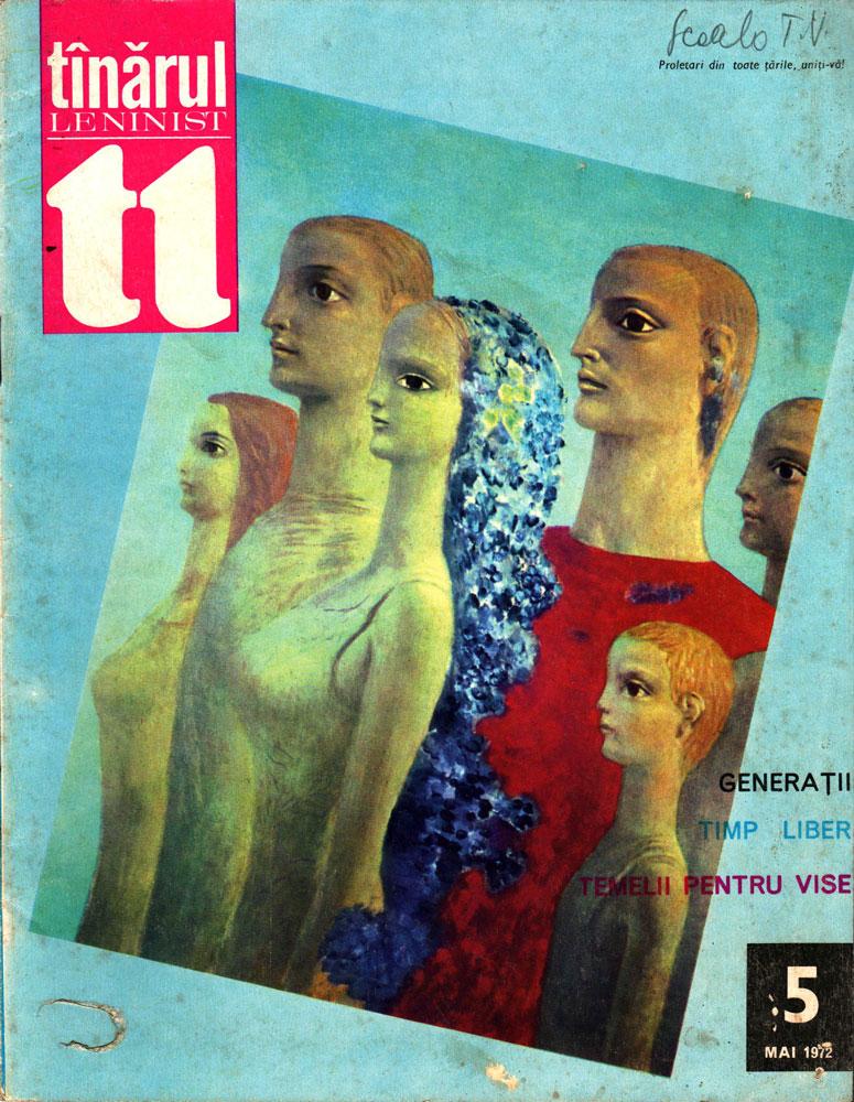 Tînărul Leninist nr 5 mai 1972