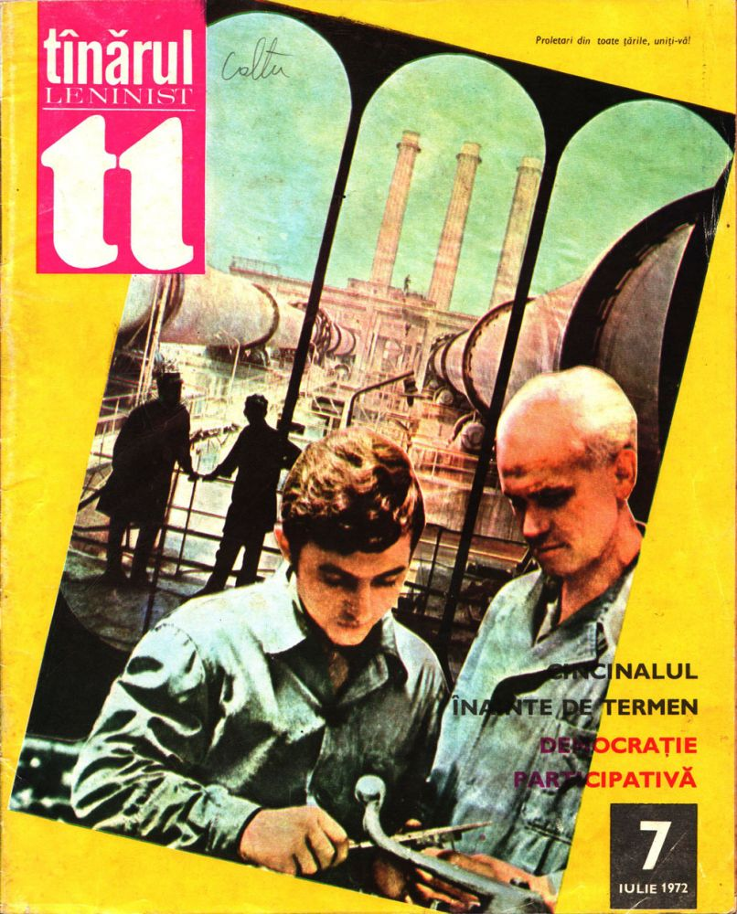 Tinarul leninist nr 7, 1972