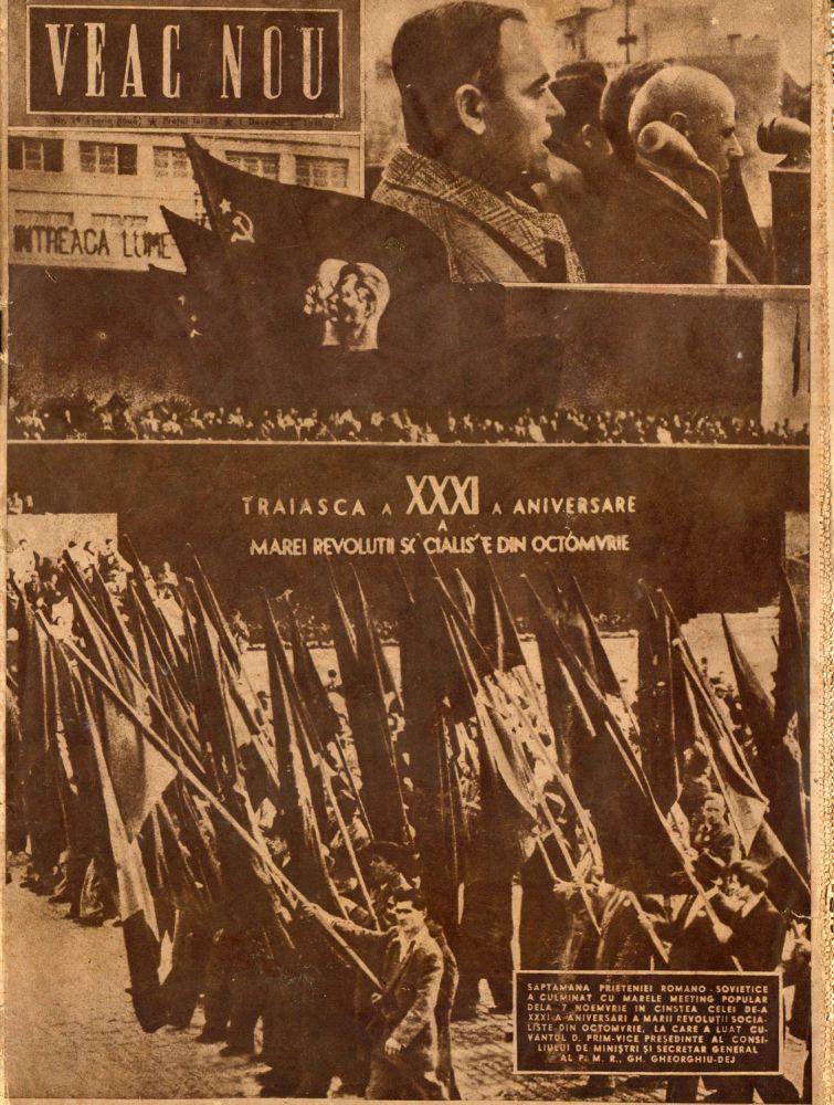 Veac Nou, nr. 14 decembrie 1948