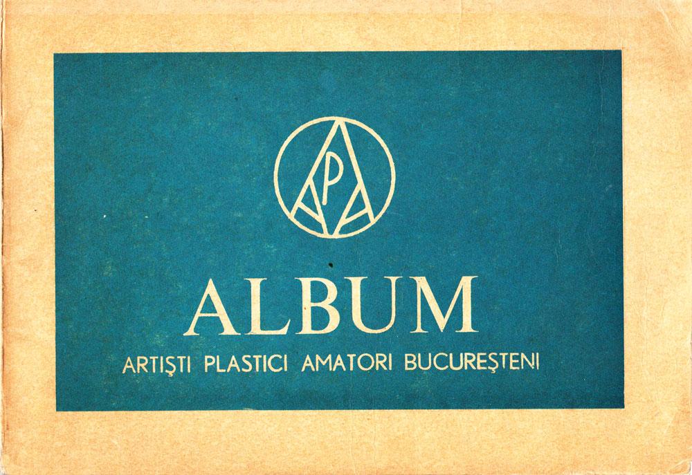 Album artiști plastici amatori bucureșteni, 1975