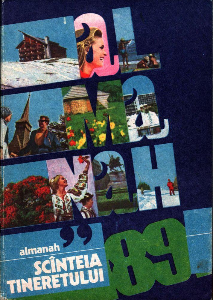 Almanah Scinteia Tineretului 1989