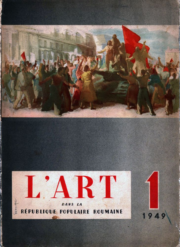 Arta, nr 1, 1949