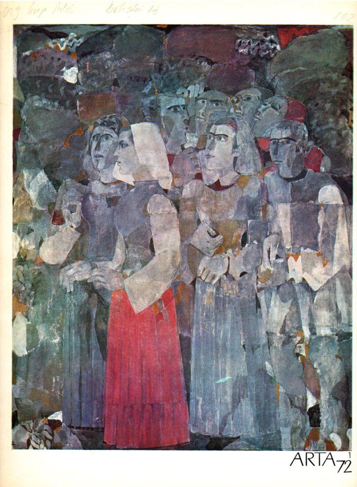 Arta nr 1, 1972
